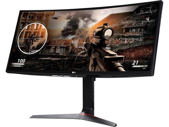 LG 34UC79G Ultrawide curved IPS gaming monitor